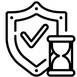 Massasjestol ikon garanti