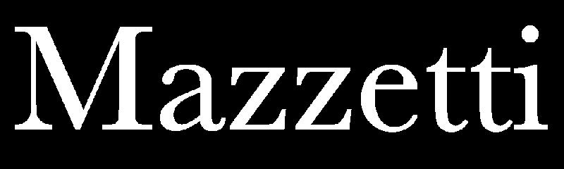 Mazzetti logo white
