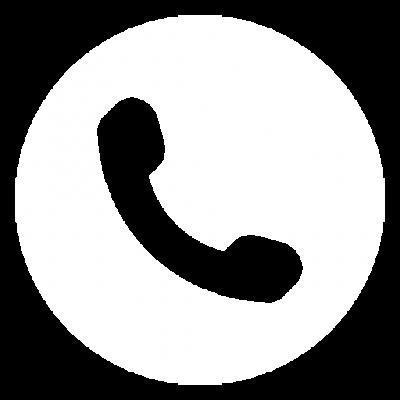 Telefon hvit