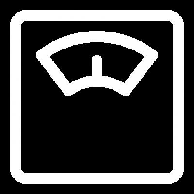massasjestol maks vekt ikonmassasjestol maks vekt ikon
