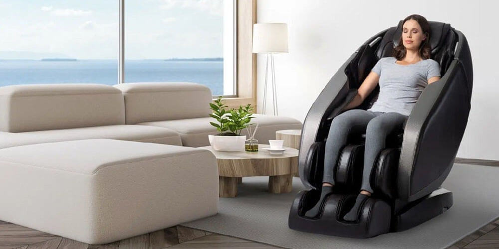 avslapning massasjestol