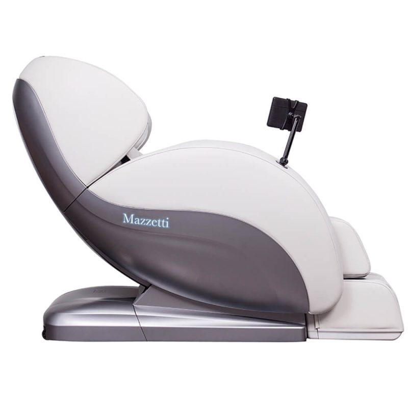 Mazzetti pro massasjestol test hvit