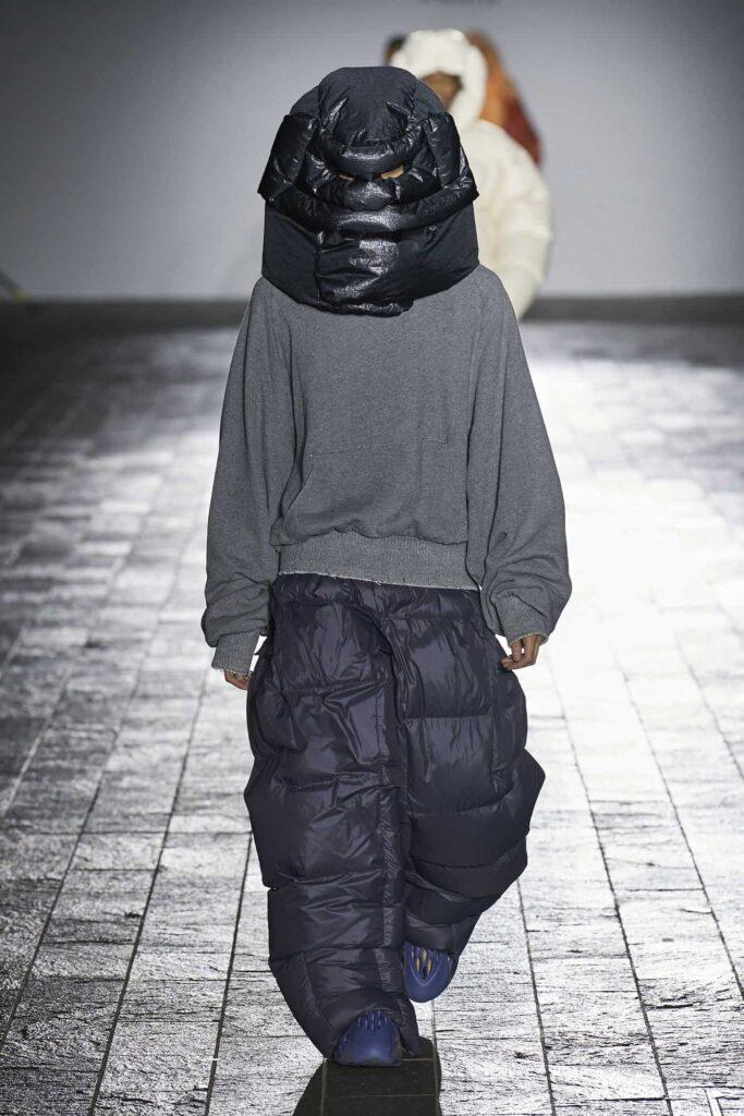 Ding yun Zhang fashion show