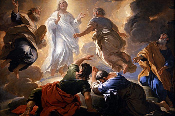 Luca Giordano - Transfiguration