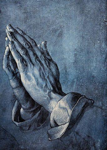 Praying Hands by Albrecht Dürer (c. 1508)