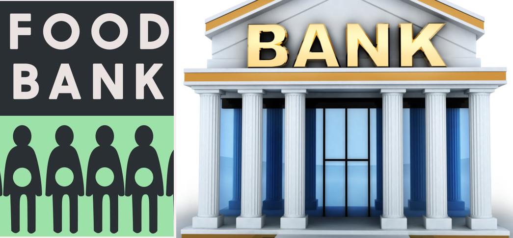 Bank - Food - Bank