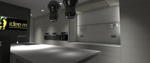 keuken op maat modern