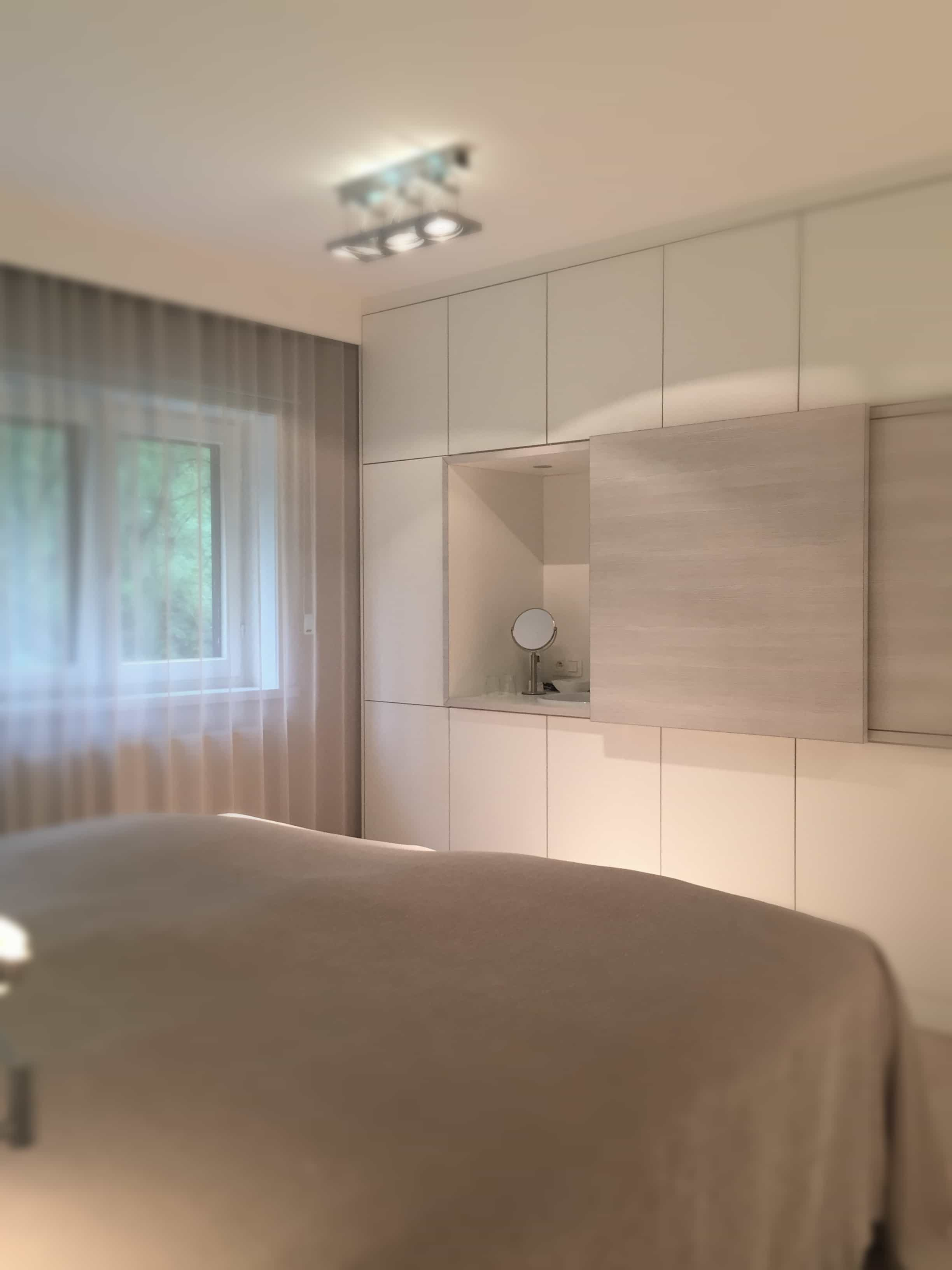 slaapkamerkast slaapkamer ontwerpen in Beringen