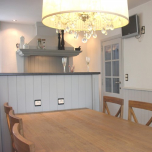 keuken op maat landelijke stijl
