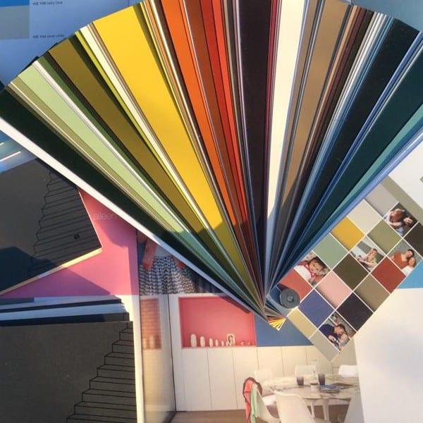 kleuradvies interieur