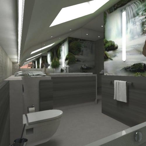 Badkamerideeën voor kleine ruimtes