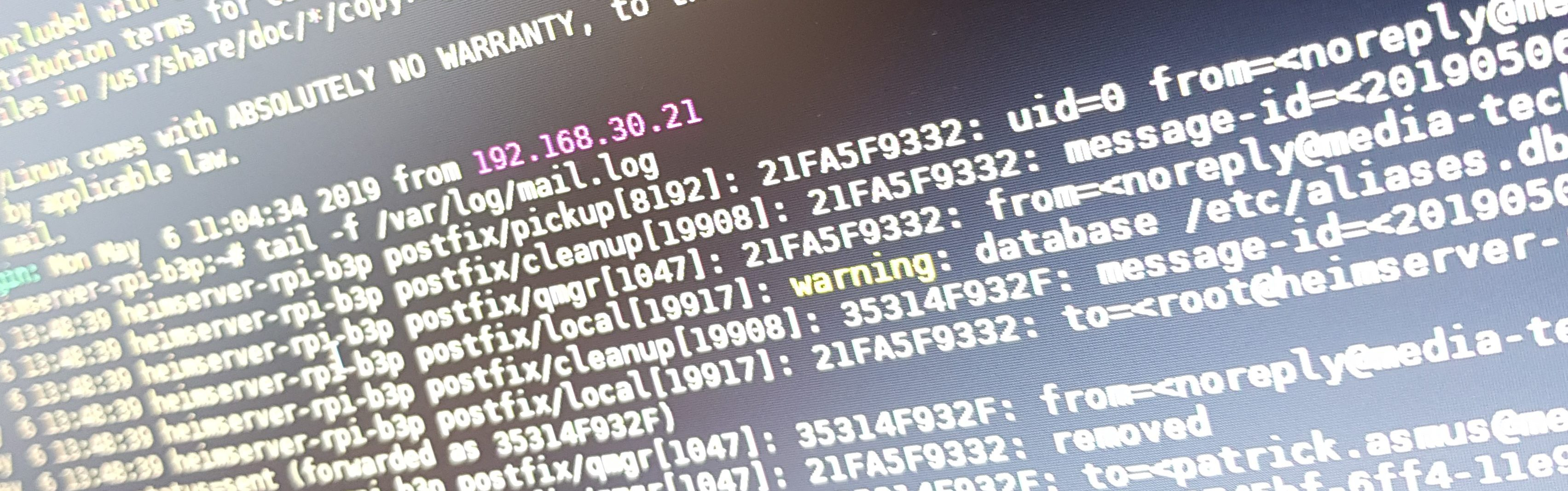 Read more about the article Fix: Postfix –  database /etc/aliases.db is older than source file /etc/aliases