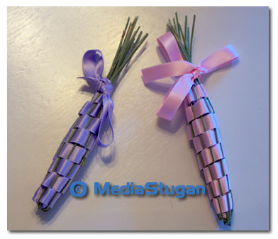 A product photo of Lavender Baskets.