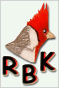 The logo for RBK.