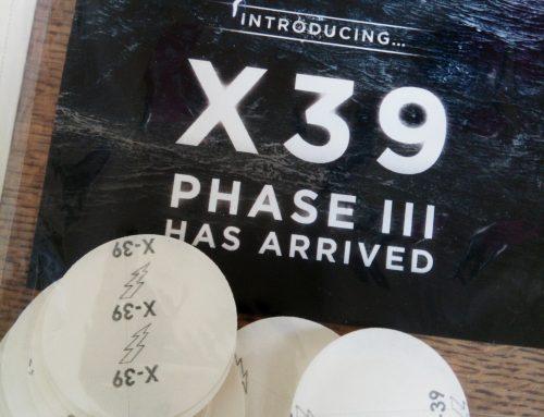 X39 Lifechanger