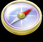 Unsere Mission - Kompass von www.medien-otto.de