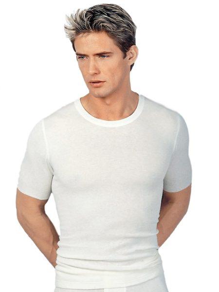 Heren hemd 1091 korte mouwen