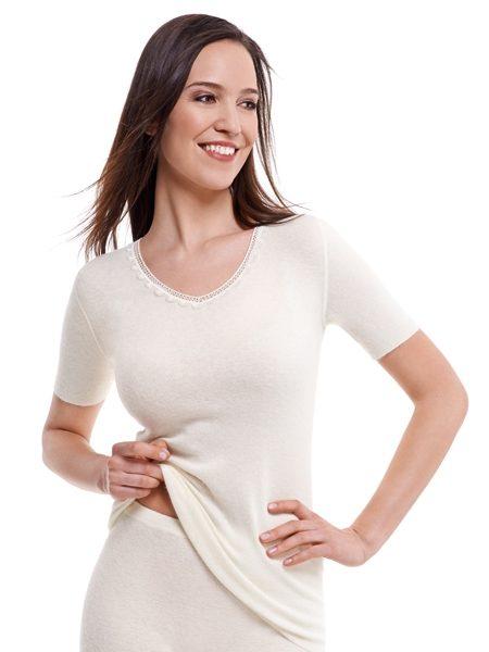 Dames hemd 1571 korte mouwen