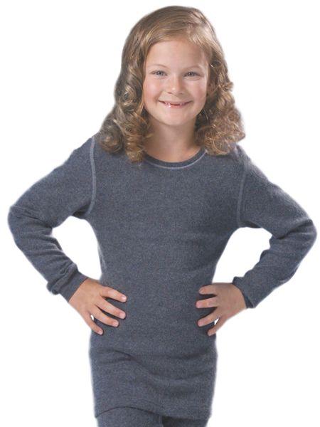 Kinderhemd 6083 lange mouw