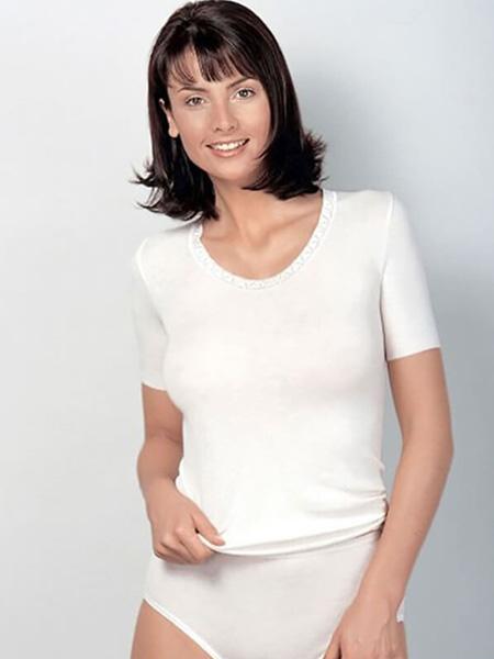 Dames hemd 1181 korte mouw