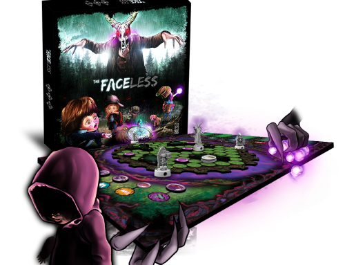 Volgende Unboxing: The Faceless