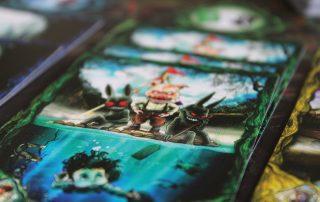 The Faceless - Card