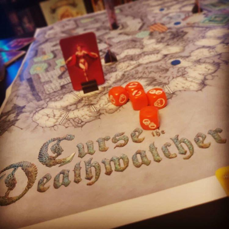 Curse of the Deathwatcher