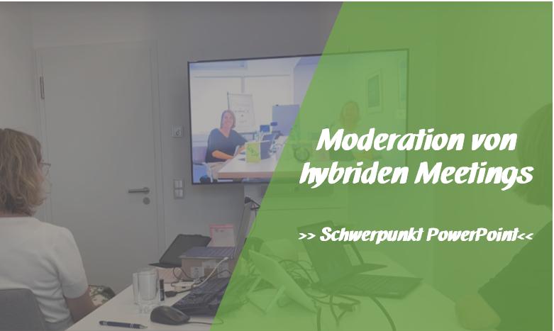 hybride Meetings moderieren