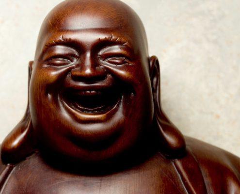gelukkig worden