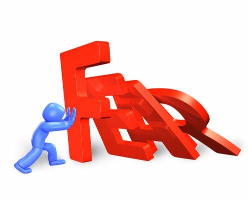 omgaan met angst