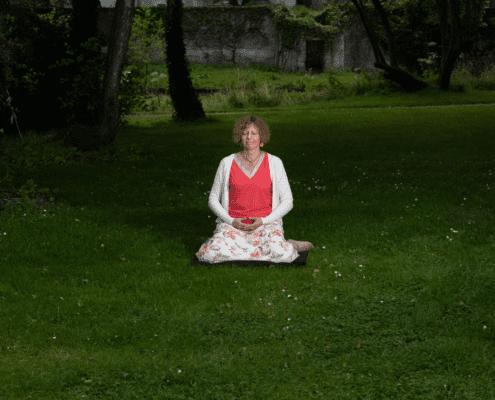 Mediteren in de natuur