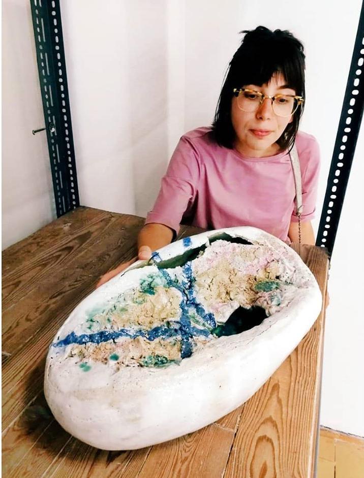Meike Janssens - keramiek