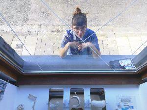 kunst in quarantaine - tentoonstelling academie voor schone kunsten Gent- Meike Janssens