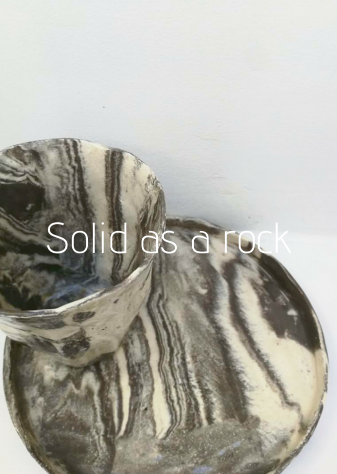Solid as a rock - Meike Janssens