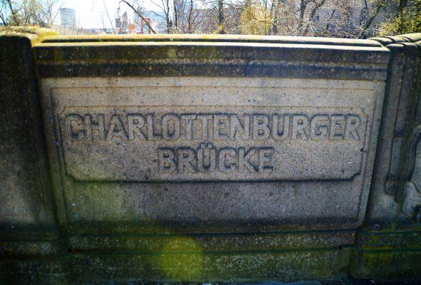 Die Charlottenburger Brücke