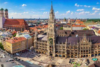 ... in München ...