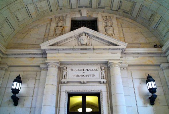 Die Preussische Akademie der Wissenschaft
