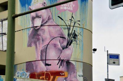 ...und (s)eine Wandmalerei