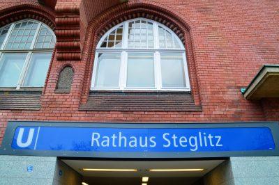 U-Bahn Rathaus Steglitz