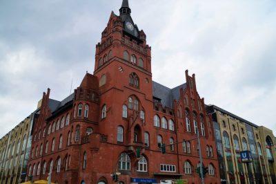 Das Rathaus Steglitz