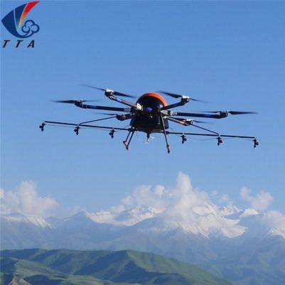 Bekijk hier onze drones Landbouwtoepassingen besproeien