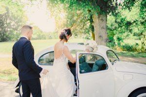 transport bröllop