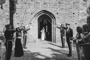 utmarsch bröllop
