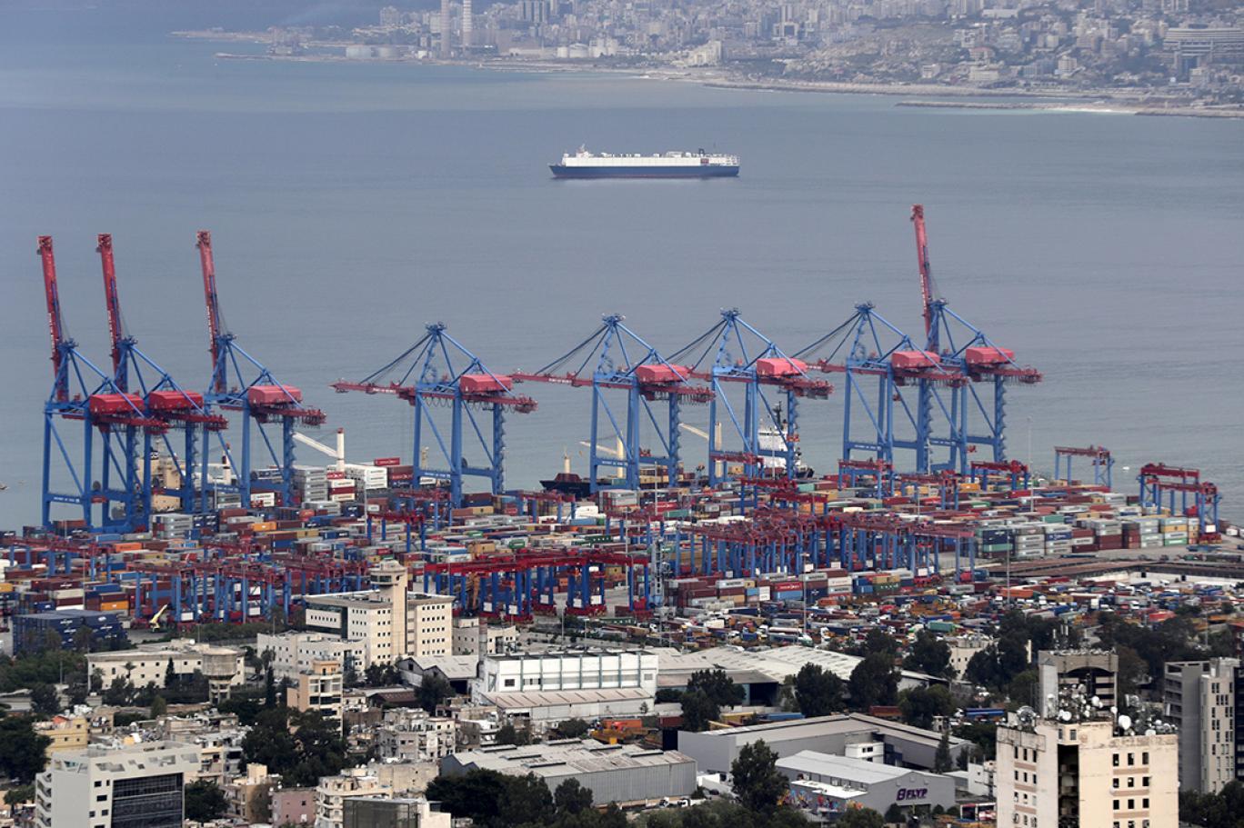 Syrian port