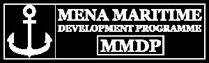 MENA logo white