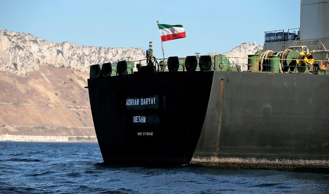 Oil trade between Iran and Venezuela and shipping by sea