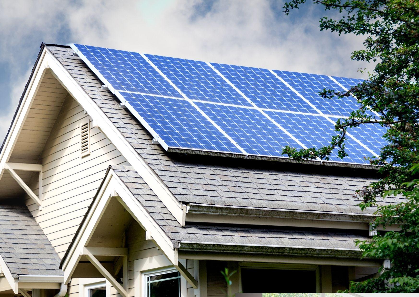 Is het dak van mijn woning geschikt voor zonnepanelen?