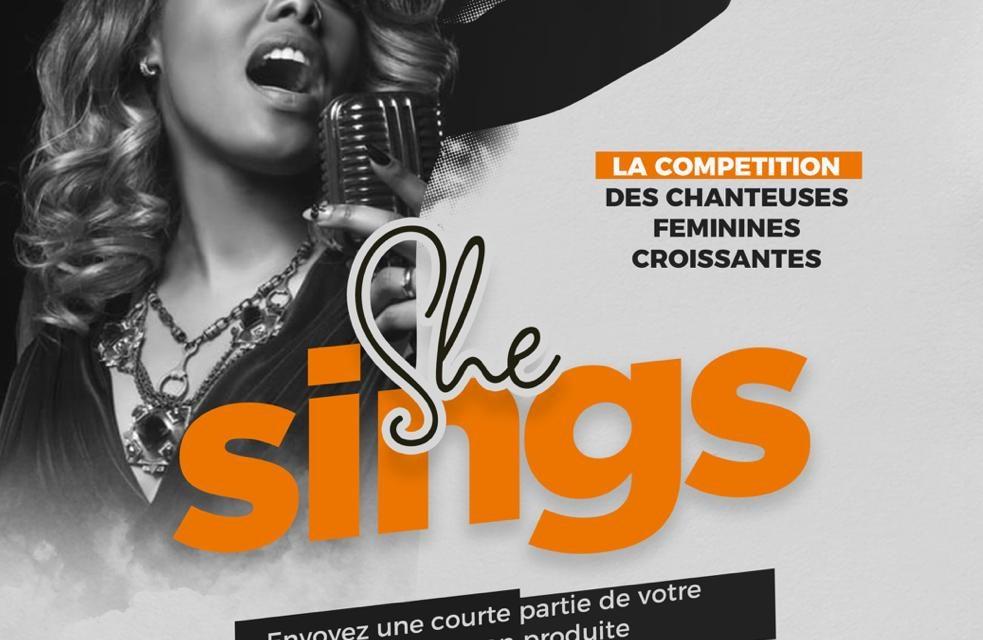 She Sings