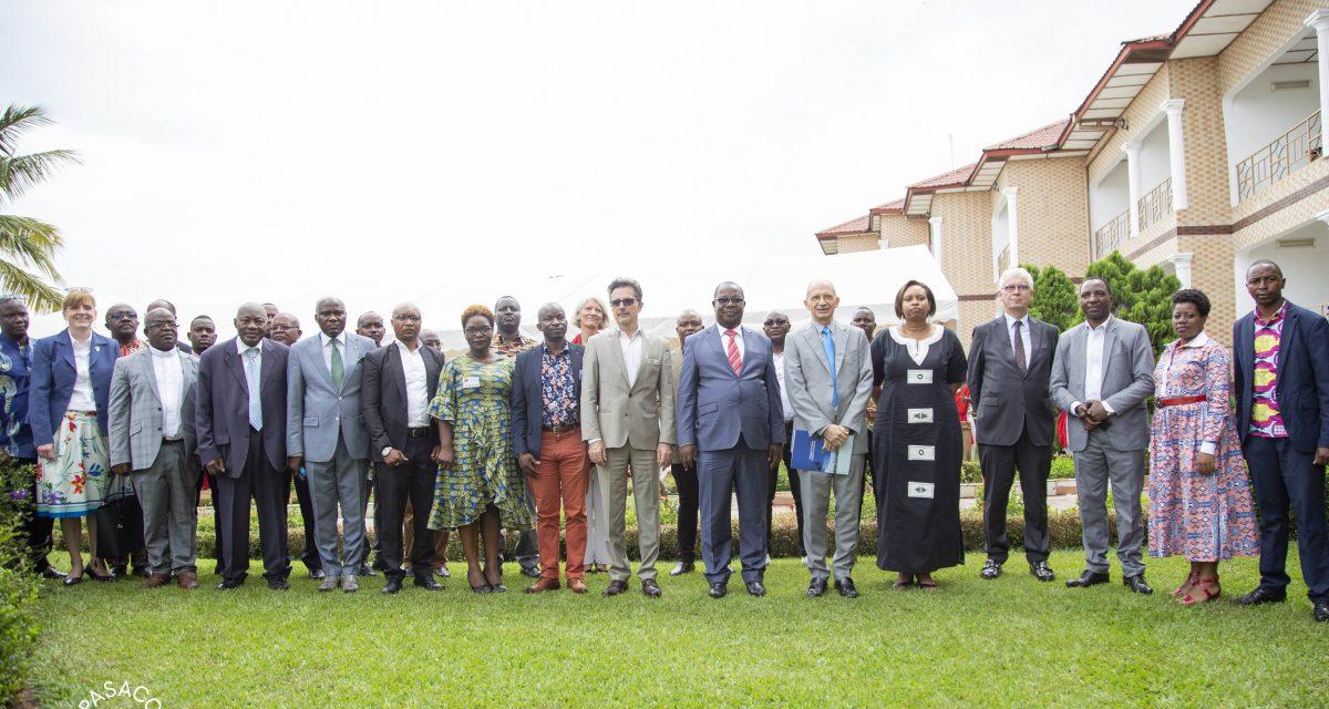 Lancement officiel du projet      PASACC-BURUNDI