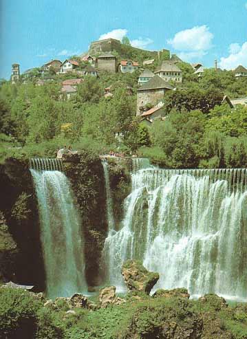 Jajce, Bosnien och Hercegovina